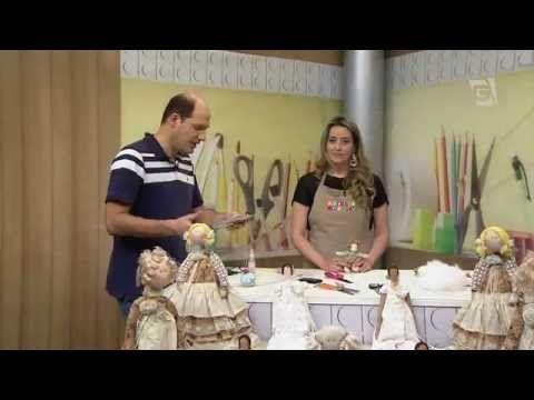 Ateliê na TV - TV Gazeta - 09.04.15 - Millyta Vergara - YouTube