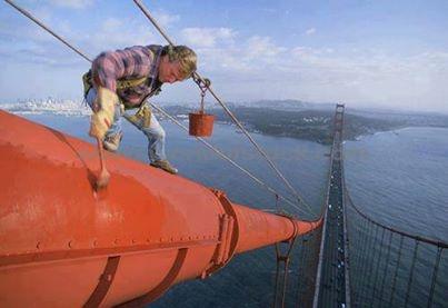 Golden Gate Bridge Painter