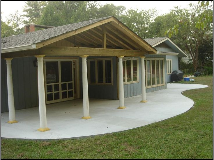 Macon Ga Covered Porches Archadeck Of Central Ga For