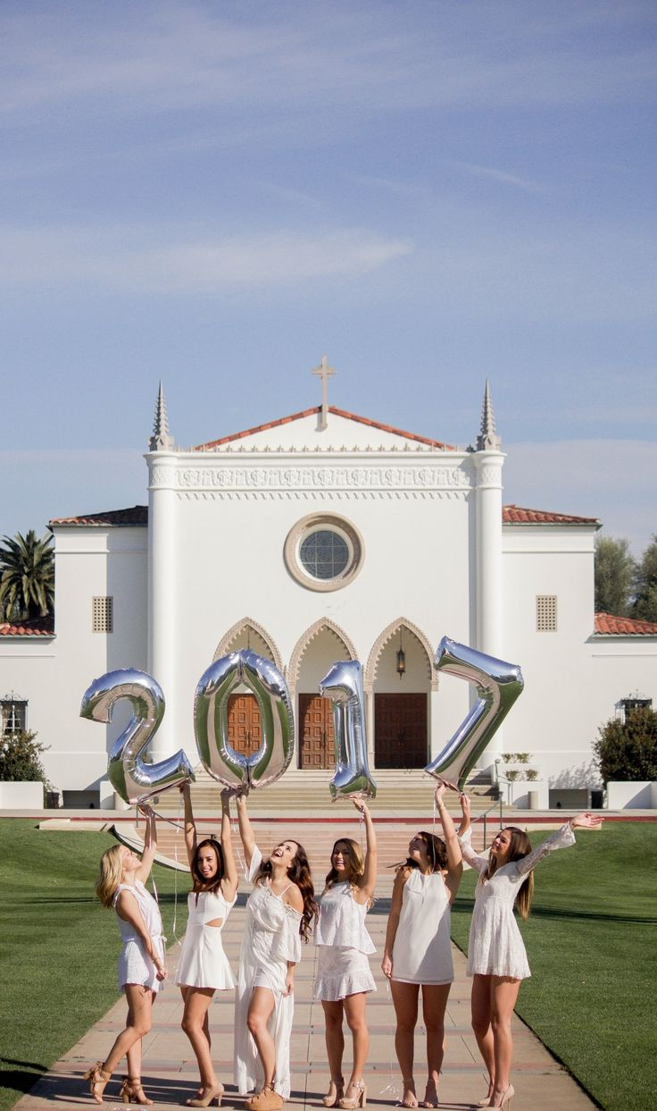  These ladies are Seniors at Loyola Marymount University andwill be graduating in May 2017. Location: Loyola Marymount University