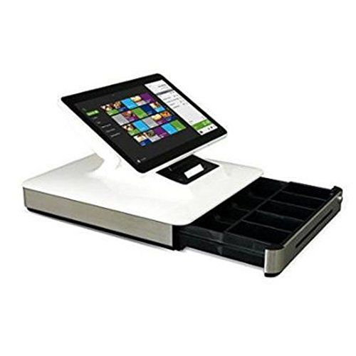 """Elo Touch E301918 PayPoint Projective Capacitive 13.3"""" LED LCD Multi Touch Computer w/ Cash Drawer/Scanner/Printer/Customer Display, ARM A9 2GHz Dual-Core, Zero Bezel. Arm A9 2GHz dual-core processor. 1GB Ram. 16GB SSD featured. 13.3 inch. 1920 x 1080 full HD."""
