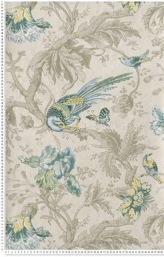 1000 Id Es Propos De Papier Peint Anglais Sur Pinterest Palettes De Couleurs Pour La Maison
