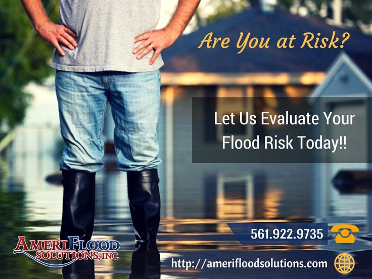 Flood Risk Management Services in Florida