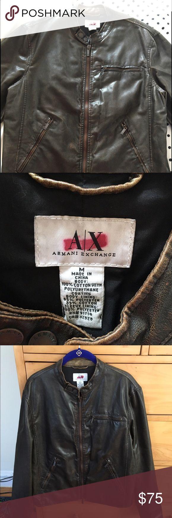 Armani exchange coat Armani exchange coat A/X Armani Exchange Jackets & Coats