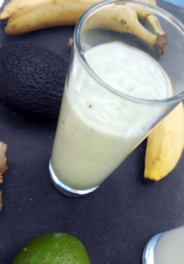 Avocado banan smoothie, Andet,Andet, Tilbehør, Drikkelse, opskrift
