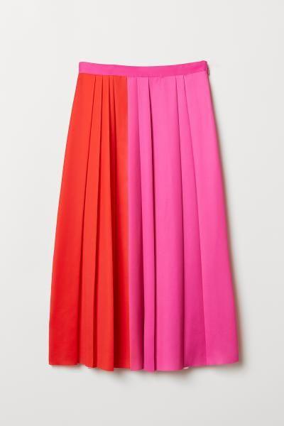9f4d950855e0cf PlisséeReferencesamp; 'emerald Pink Moodboard Princess' Jupe jAq43LR5