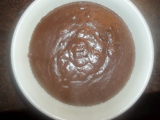 Chocolate Cream of Wheat, even better with Nutella :D