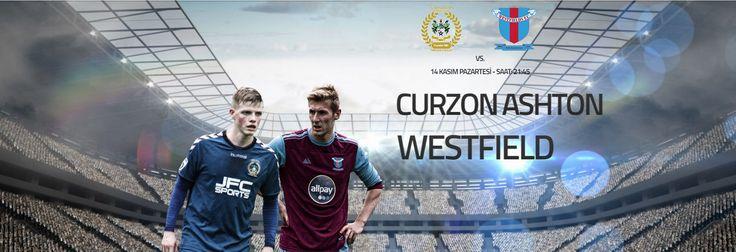 Curzon Ashton – Westfields #FACup Finalleri 1. Tur tekrar maçında amatör küme takımlarında #CurzonAshton ile #Westfields berabere kaldıkları ilk maçın tekrar için tekrar sahaya çıkıyor. Galip gelen olana kadar devam eden FA Cup ta üst tura kim yükselebilecek. Sizler için #Enyüksekbahisoranları ve maç esnasında #Canlıbahis seçeneklerimiz #Betend'de. Curzon Ashton (1,30) – Beraberli (4,95) – Westfields (8,25) Bugün: 22.45 http://betend40.com
