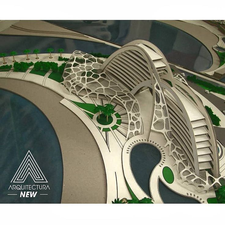 #mulpix OTC diseño X / Renovación Urbana / #arquitecturanew #arquitectura # diseño #desing #maqueta #maquette #architecture