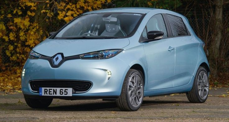 Renault Zoe gets more range, new variant nomenclature