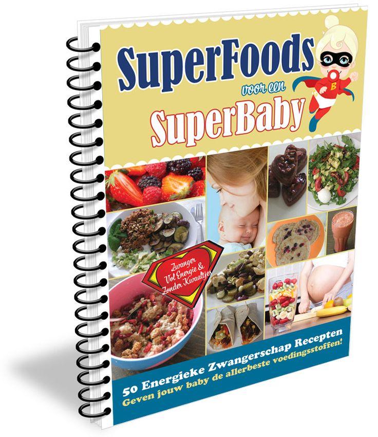 Superfoods voor een gezonde baby en moeder | Miss Natural Lifestyle