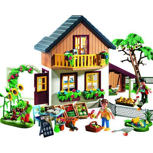 "Playmobil Farm House with Market - Playmobil - Toys ""R"" Us ~ Liam, $70"