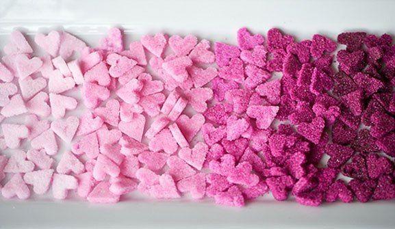 Desing by Elion: Цветной сахар