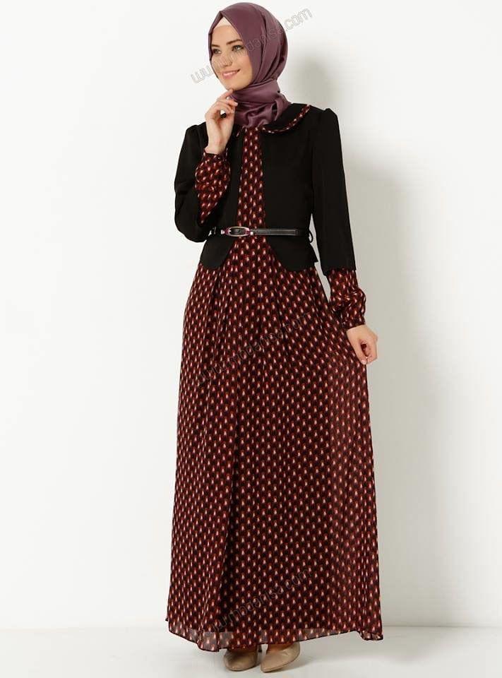 Mode hijab turque