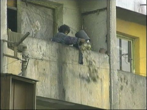 Paradise Hotel (2010) - HBO documentary about 1500 Roma gypsies who took over an abandoned housing facility in Bulgaria and turned it to their Paradise. : Documentaries