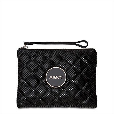 Women's Wallets, Pouches & Tech Accessories | Mimco - Lovely Mesh Mash Pouch