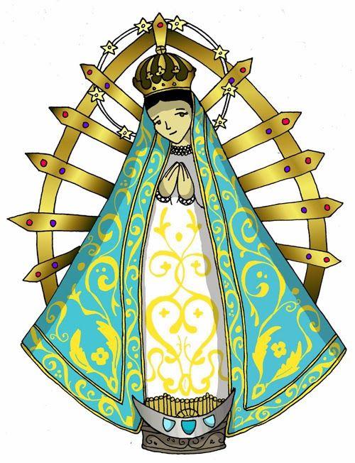 VIRGEN MARÍA, RUEGA POR NOSOTROS : ORACIÓN A NUESTRA SEÑORA DE LUJÁN
