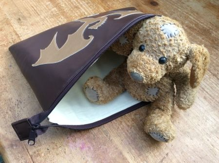 Quick Gift Idea - Sew a Personalized Gadget Guard - Sew, What's New?