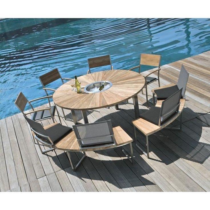 Onyx Tisch Zebra Möbel rund 160 cm