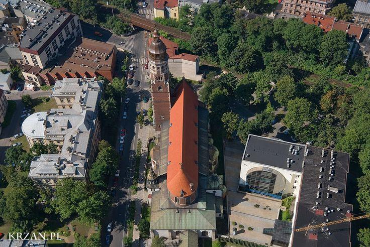 Kościół Serca Jezusowego w Krakowie