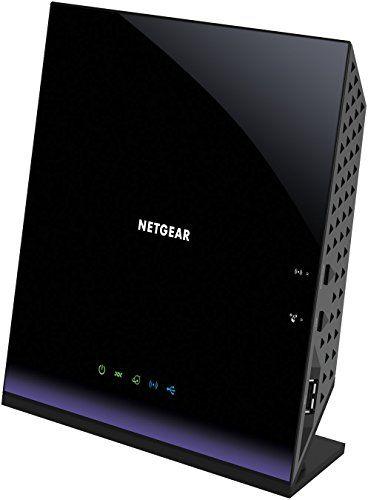 Netgear D6400-100PES Modem Router Wireless, VDSL/ADSL AC1600, Dual Band, 5 Porte Gigabit, 2 Porte USB 2.0, Nero/Viola Netgear http://www.amazon.it/dp/B00X3G5LFW/ref=cm_sw_r_pi_dp_dqaxwb0J1MA2N