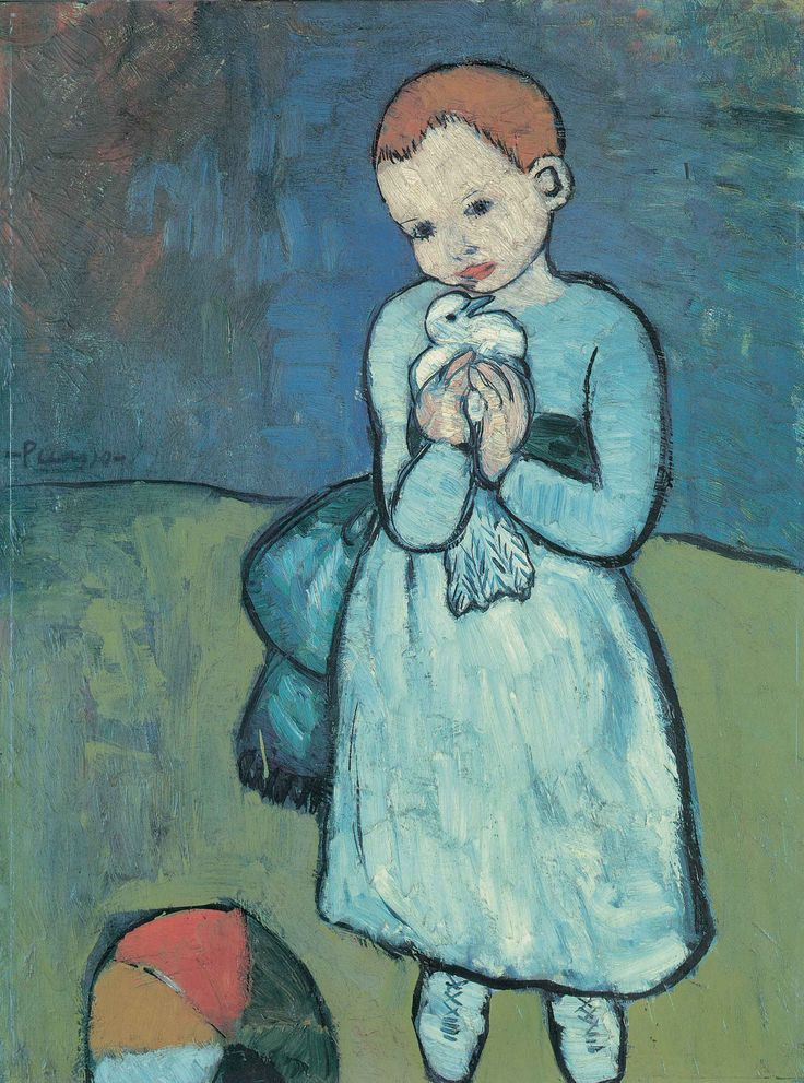 """One of the best loved works by Pablo Picasso on display in Britain is set to leave the country next month with Qatar its likely destination. Yet experts are dismayed that Child with a Dove could not be saved for the nation, suggesting steps to increase philanthropy """"may not be enough""""."""