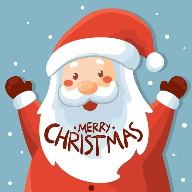 Christmas Character With Lettering Free Free Vector Freepik Freevector Christmas Mer Christmas Characters Christmas Cartoons Cute Christmas Wallpaper