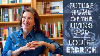 Future Home Of The Living God is the 16th novel by the National Book Award-winning author. Louise Erdrich explores female agency, self-determination, biology, and natural rights in a modernworld in her latest,Future Home of the Living God. It's a tale of science run amok as women give birth to infants that appear to be primitive species of humans.
