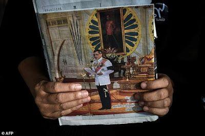 Senior Adviser To Thailand King Sacked In Latest Purge