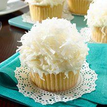 Coconut Cupcakes | GOYA
