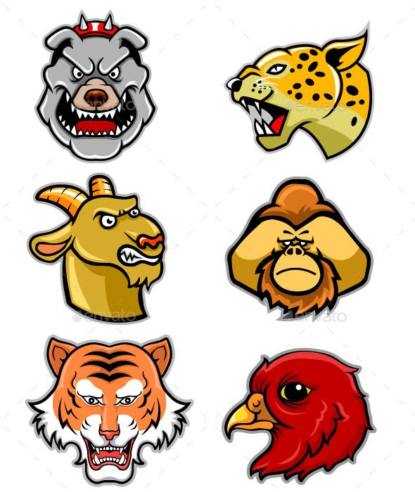 Cartoon Characters Heads : Best images about fyp character ideas on pinterest