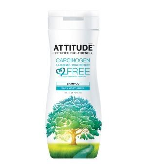 Sampon bio, hidratare zilnică, 355 ml, Attitude - Sabedoria
