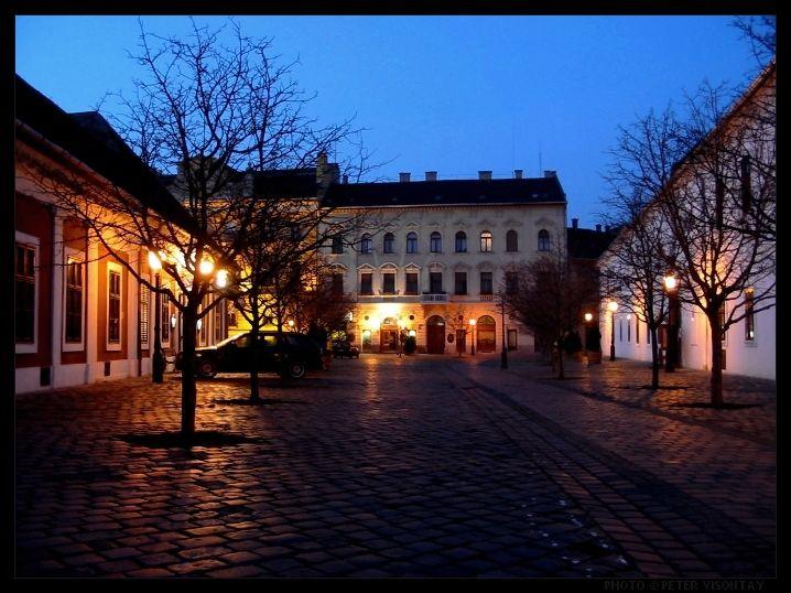 Budapest fotó: Szentlélek tér, Óbuda