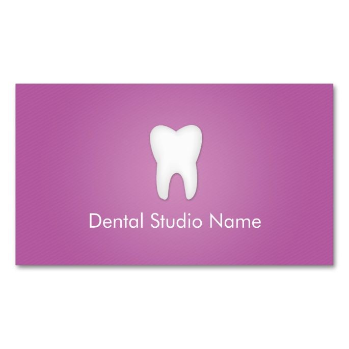 2017 best Dental Dentist Business Cards images on Pinterest