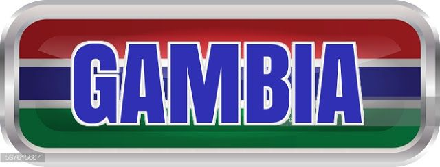 Heraldry,Art & Life: GAMBIA - ART with National Symbolism