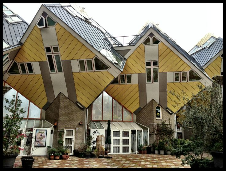 15 best ideas about o as in oddities on pinterest house - Maison d architecte cube houses rotterdam ...