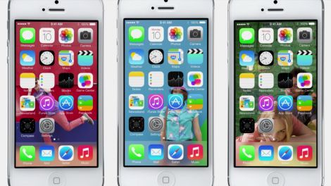 Apple iOS 7 Beta shows off new video recording zoom feature