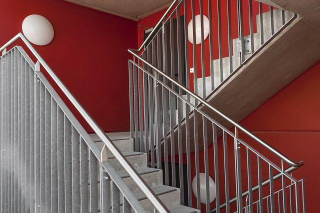 Maintain Stainless Steel Balustrade