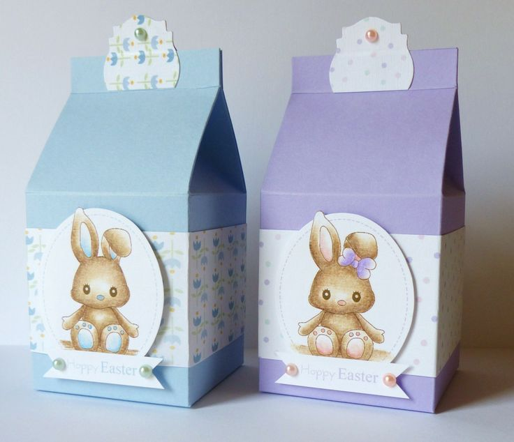 60 best kids easter crafts paper and card images on pinterest bunny boxes handmade easter boxes handmade easter basket we have a design challenge make an easter card or project from paper or card and you can negle Images
