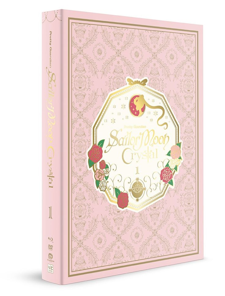 Pretty Guardian Sailor Moon Crystal Season One Blu-ray Limited Edition Set http://www.moonkitty.net/where-to-buy-sailor-moon-crystal-bluray-dvd-reviews.php