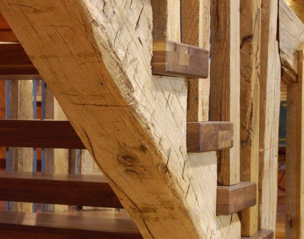 recycled+barn+wood | Recycled Lumber, Reclaimed Barn Wood Table, Antique Beams