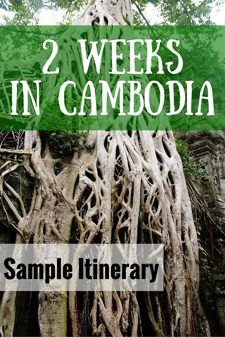 2 Weeks in Cambodia: Sample Itinerary - FreeYourMindTravel                                                                                                                                                                                 More