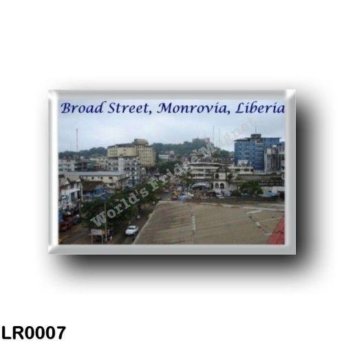 LR0007 Africa - Liberia - Monrovia