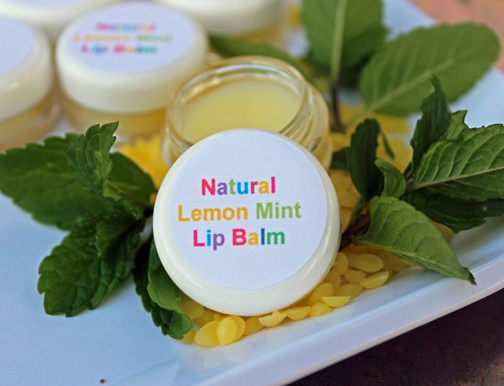 Natural Lip Balm Recipe. This is a lovely DIY Natural Lip Balm Recipe I know you'll love!