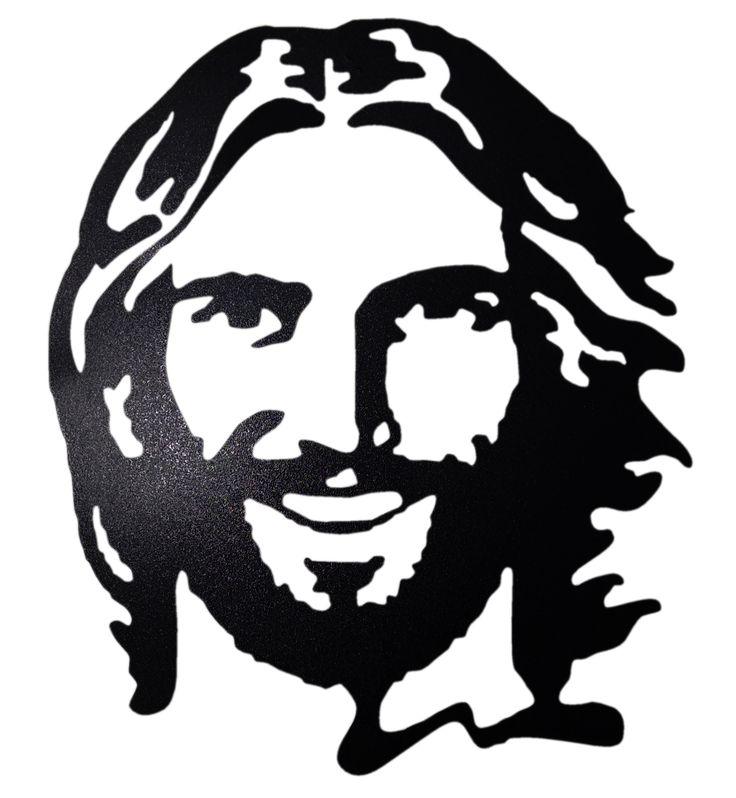 Rostro Jesus Sonriente