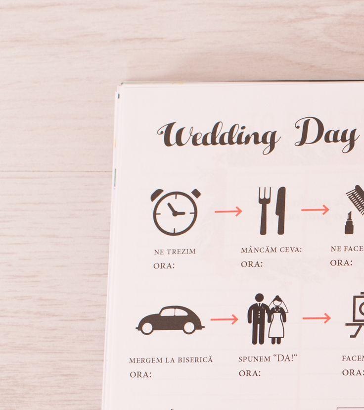 Wedding Planner - Agenda de nunta Lady Cozac27