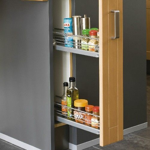 Pull Out Spice Solution #EasyPin