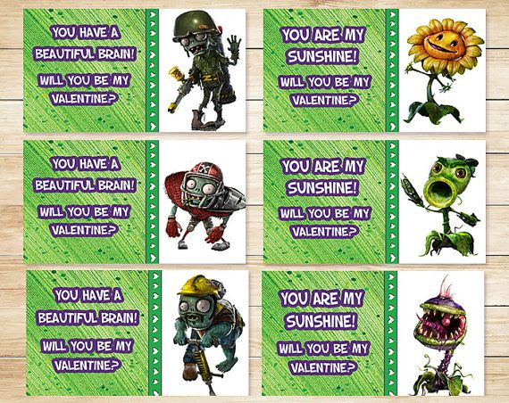 Plants Vs Zombies Valentine 39 s Day