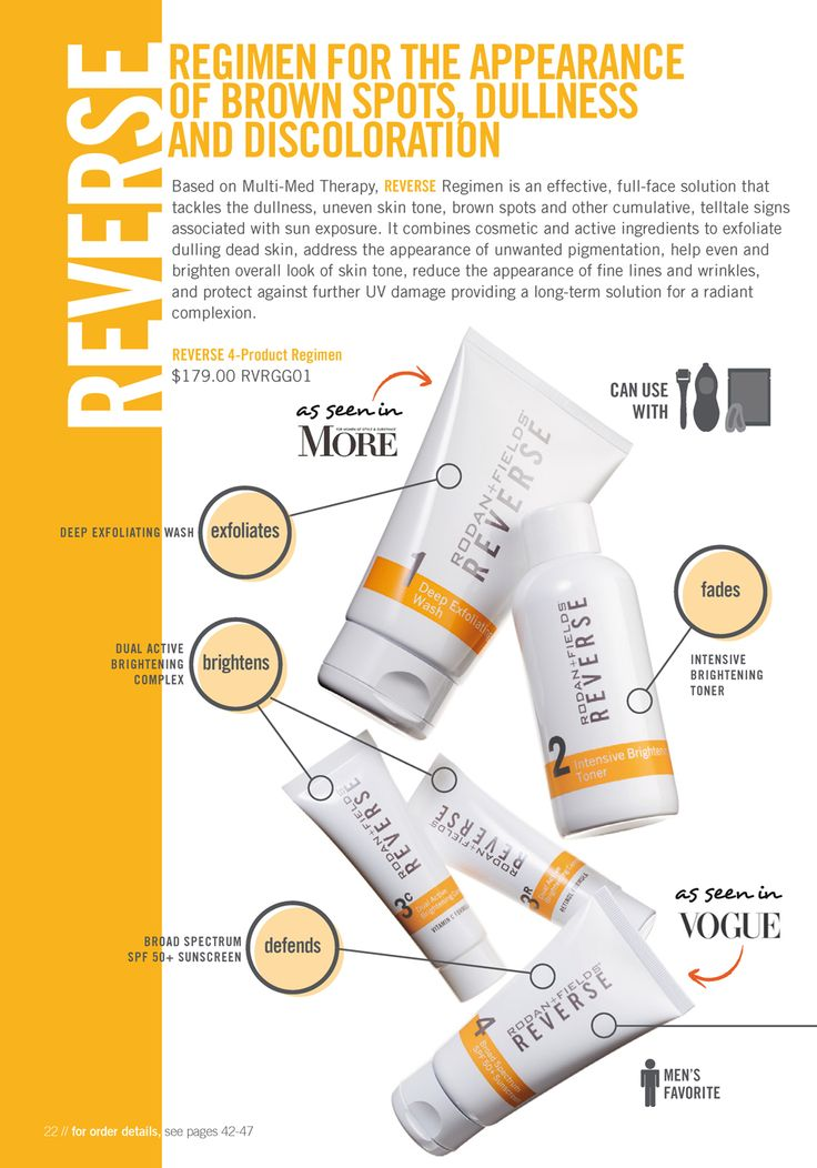 Rodan+Fields REVERSE the signs of sun damage! Visit: theresabarry.myrandf.com