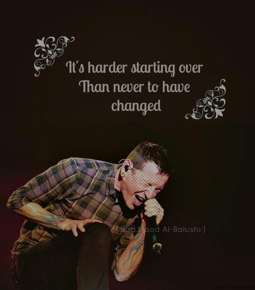Linkin Park Tattoo Quotes - 0425